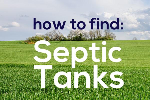 چگونگی شناسایی محل سپتیک تانک