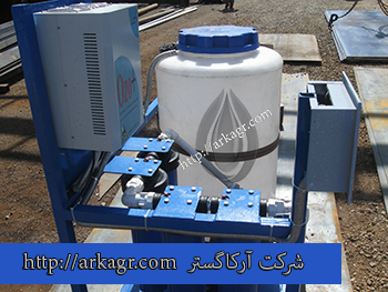 تصفیه آب به روش کلر زنی گازی